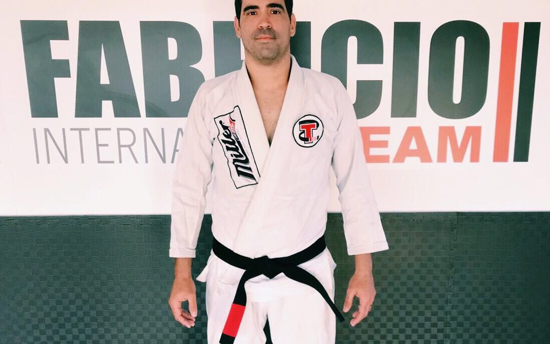 Alvie Oliveira: Mortgage Broker and Brazilian Jiu Jitsu black belt
